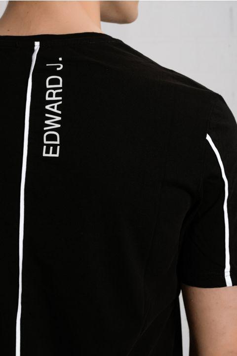 Path-W20 T-Shirt, BLACK