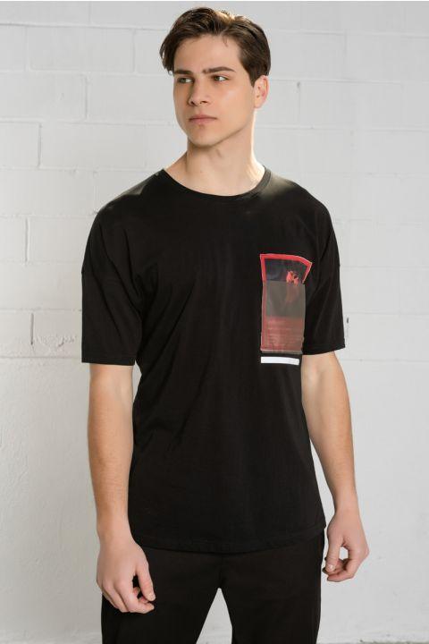 Daemon-W20 TShirt, BLACK