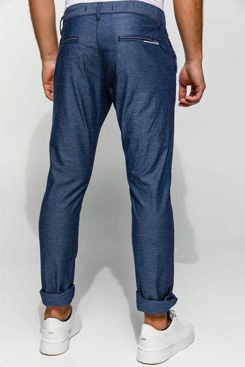 NASIR-440 PANTS, BLUE