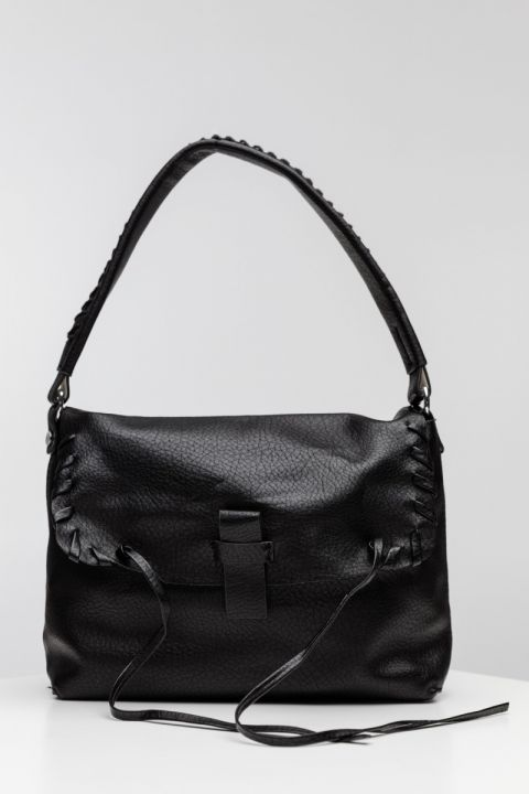 PF-1512 SHOULDER BAG, BLACK