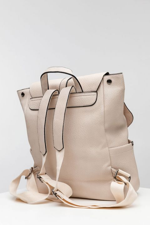 PH-1619 BACKPACK, BEIGE