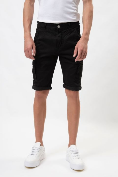 RUPERT-UL SHORTS, BLACK