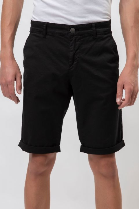 ZACHO-S20 SHORTS, BLACK