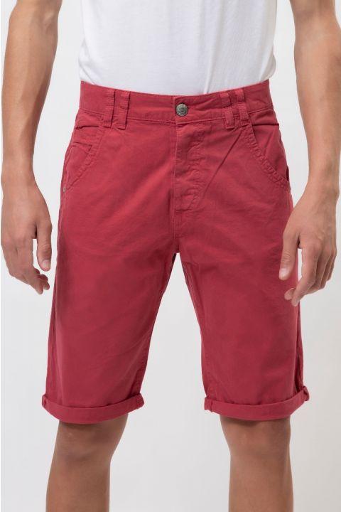 TORIAN-UL SHORTS, RED