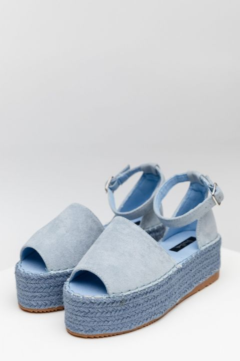 VB-2022 ESPANDRILLES, FADED DENIM