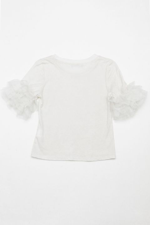 L1185 TOP, OFF WHITE
