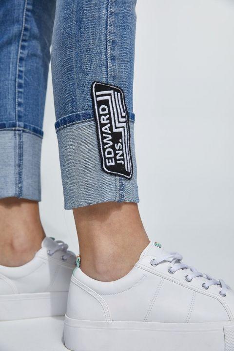 Donier-Jpn Jeans, LIGHT BLUE DENIM