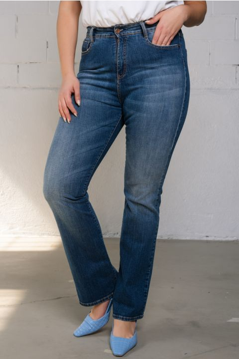 HILDA-NVD/ULTD, MEDIUM BLUE DENIM