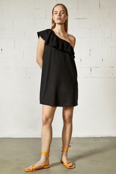 JALILA  DRESS, COIL
