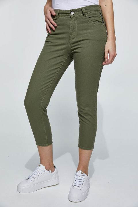 DORIE-RMS PANTS, ARMY