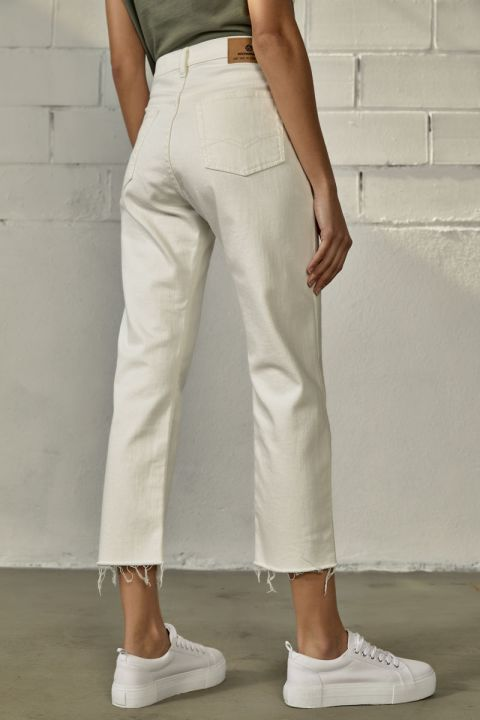 Briley-Gh Coloured Jeans, OFF WHITE