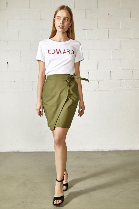 Carlena-V Skirt, ARMY