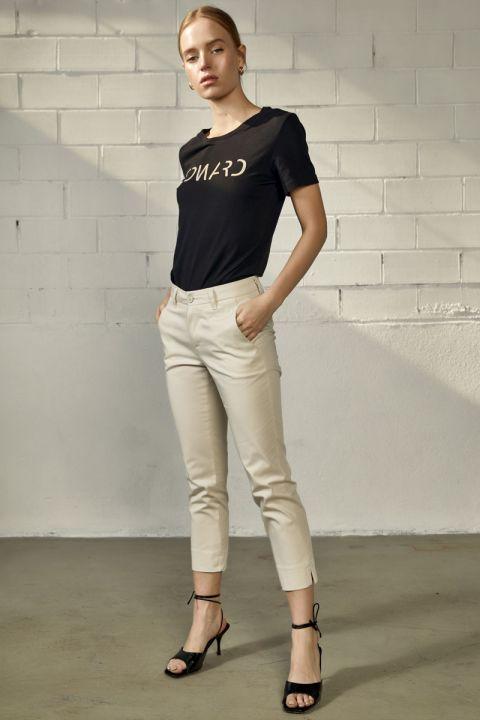 Arla T-Shirt, BLACK