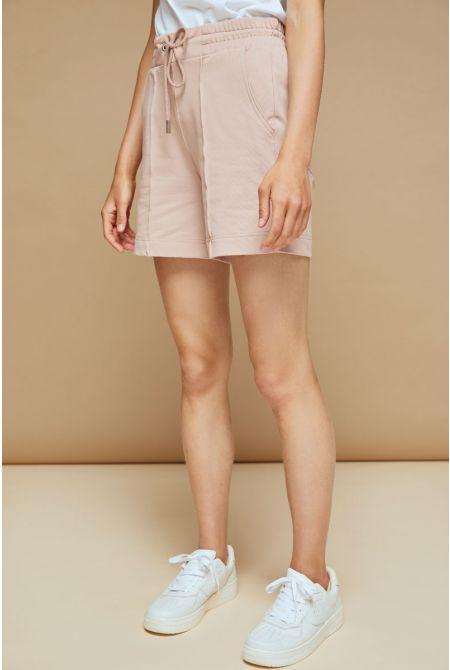 Bredda sweat shorts, OLD ROSE