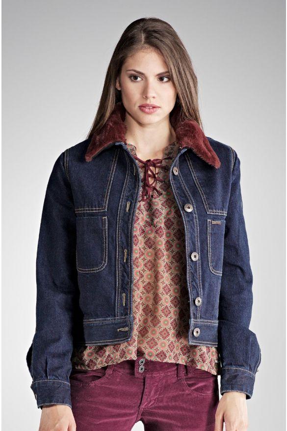 Sigrid-511 Denim Jacket