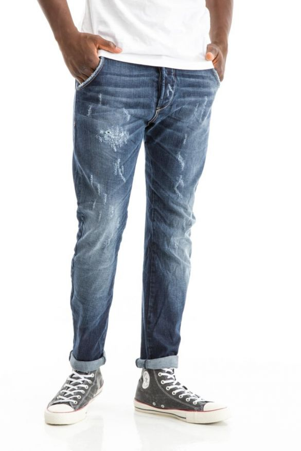 NAPIER-987 JEANS TAPERED LEGS