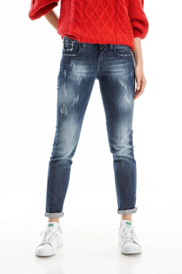 TERRY-LC JEANS, BLUE
