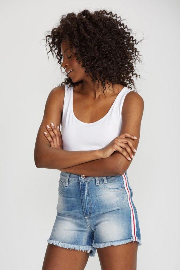AYANA-531 Denim Shorts