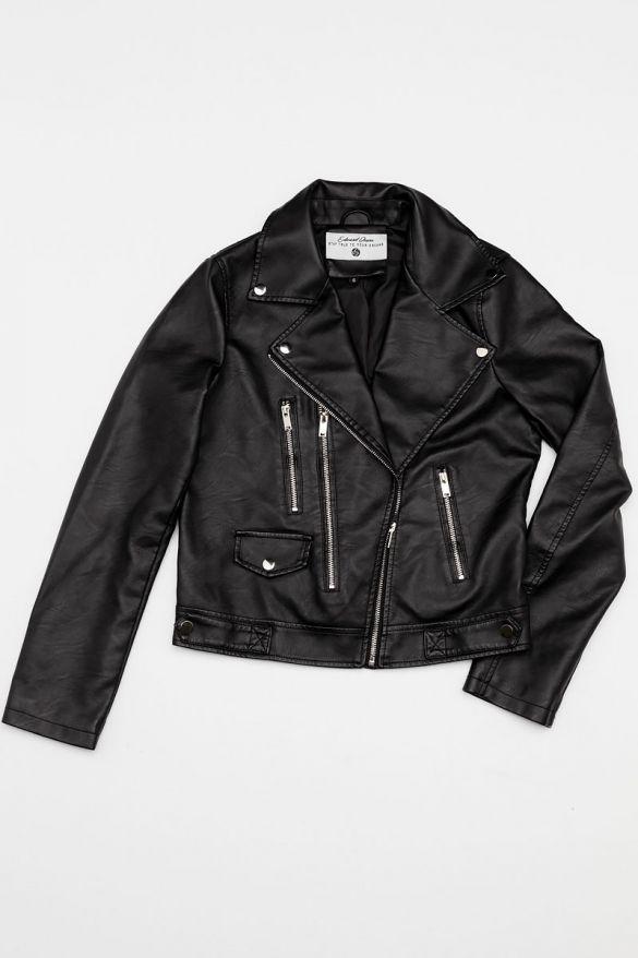2008 Eco-Leather Jacket