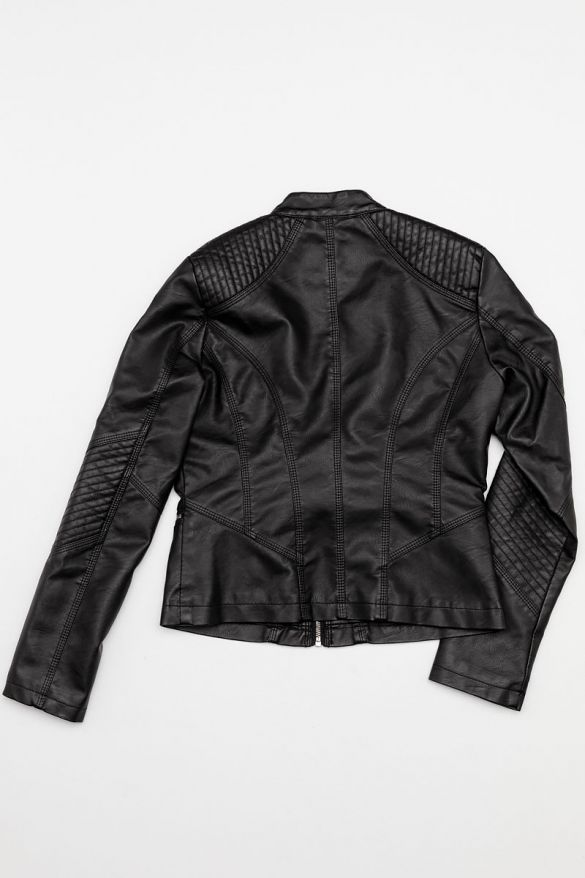 2012 Eco-Leather Jacket