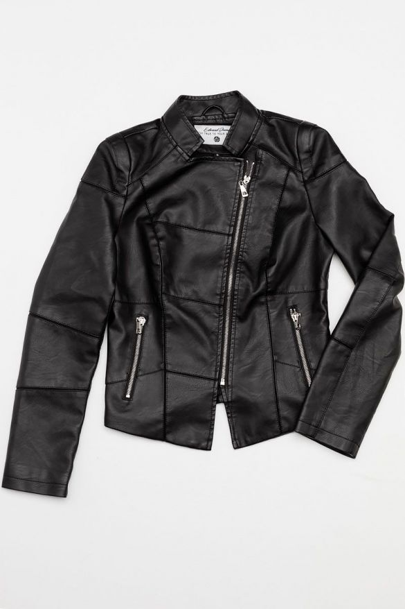 2015 Eco-Leather Jacket