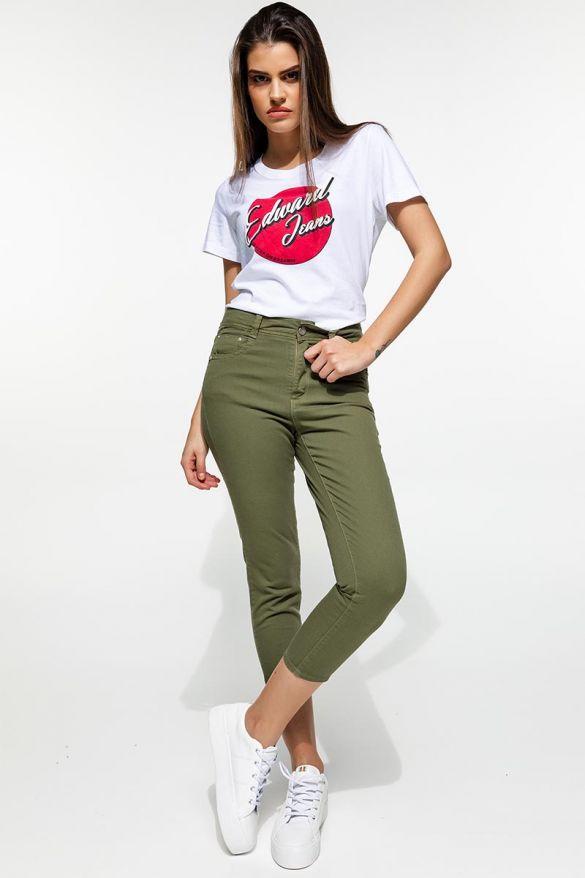 Dorie-Ram Coloured Jeans