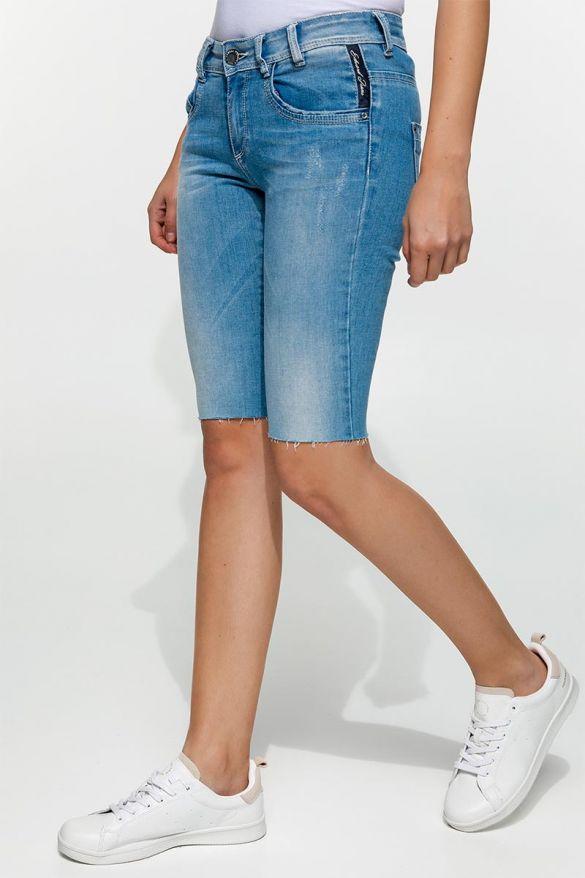 Siri-55 Denim Shorts