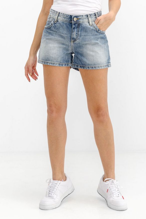Miller-Ro Denim Shorts