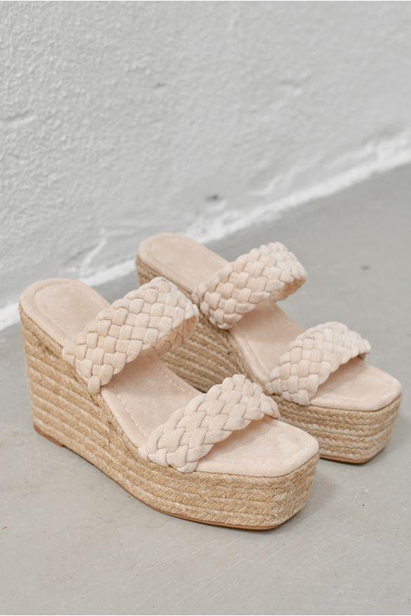 Vb-1603 Platform Sandals