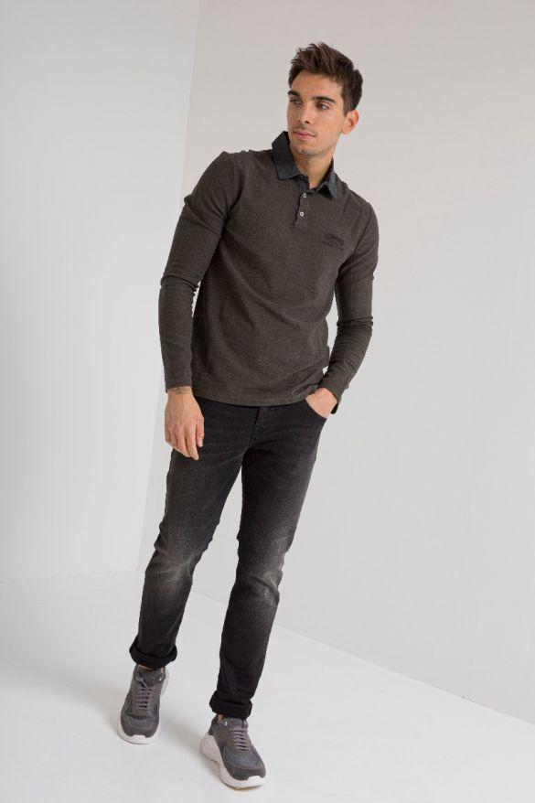 Sybo-F Long Sleeve Polo Shirt