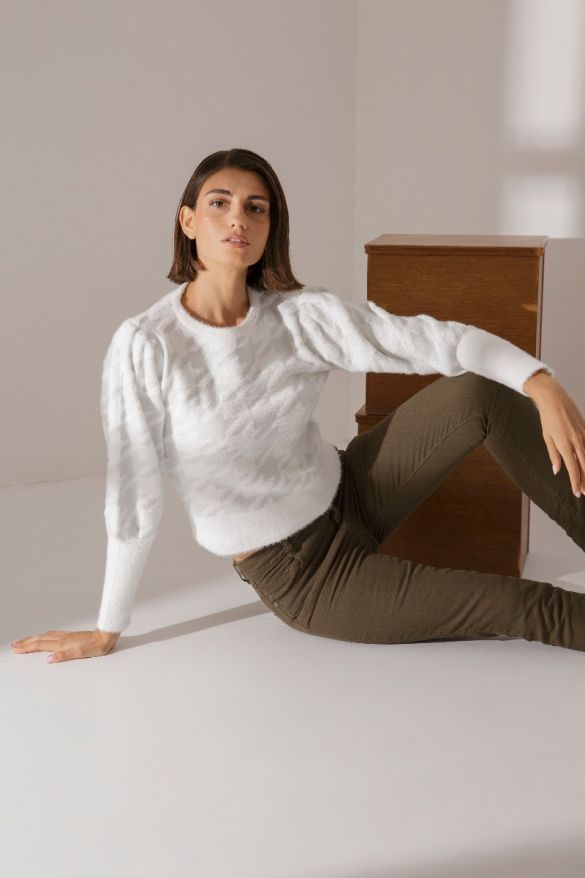 02671 Knitted Top