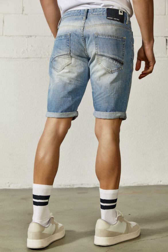 Du.Matias-S21/01 Denim Shorts