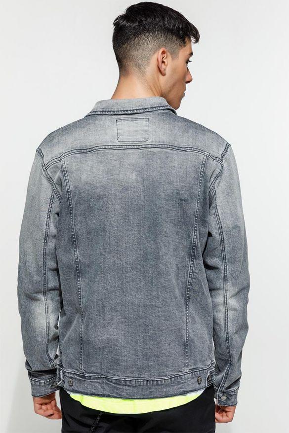 Wick-3017 Denim Jacket