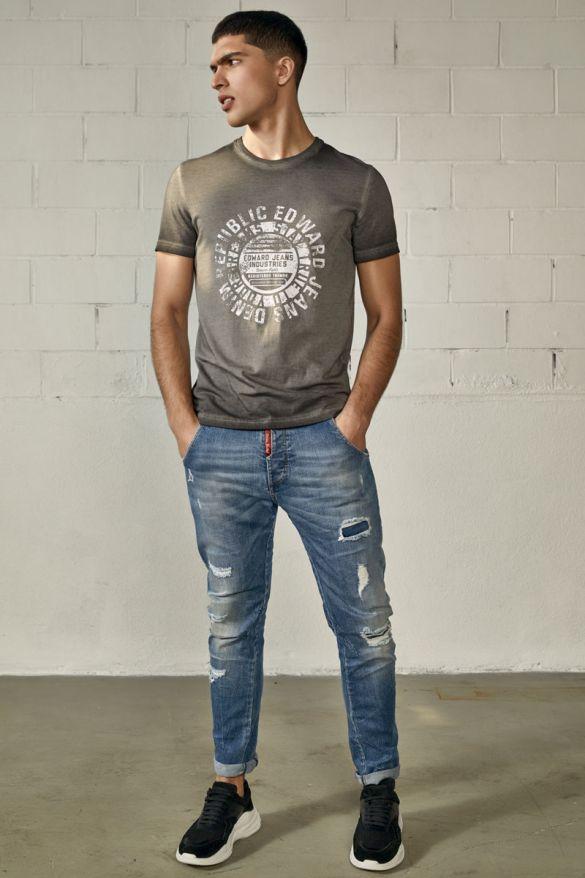 Du.Teslin-S21D Jeans