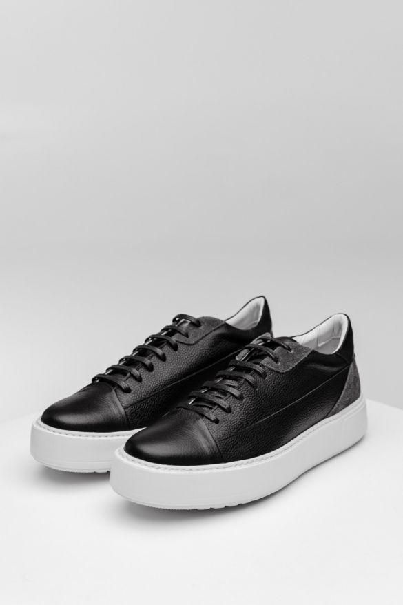 Santoni-W20 Low Top Sneakers