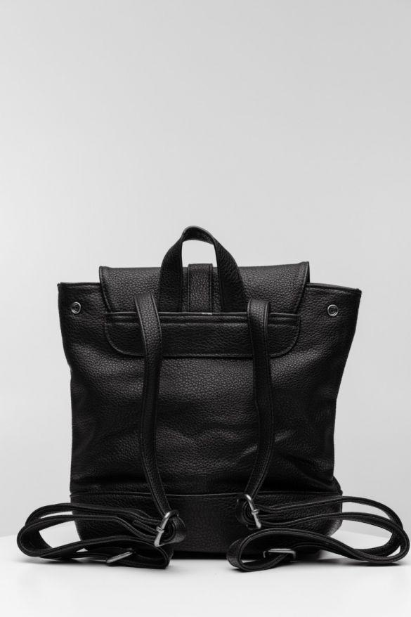 Ph-1577  Backpack, BLACK