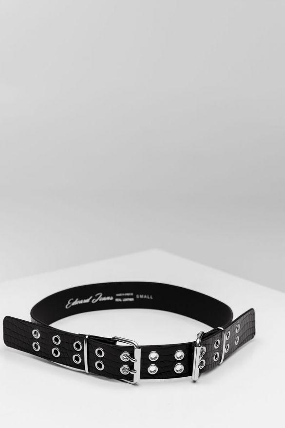 Edw-004 Double Buckle Belt