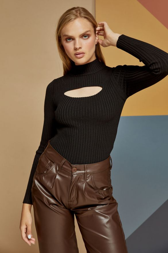 Amala Knitted Top