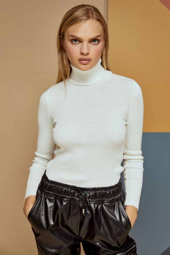 Audrey Knitted Top