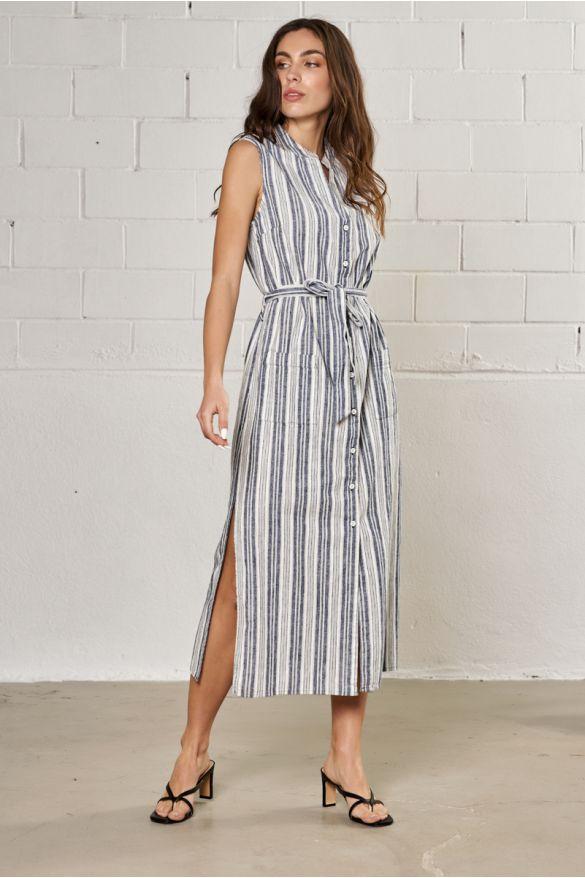 Acel Striped Dress