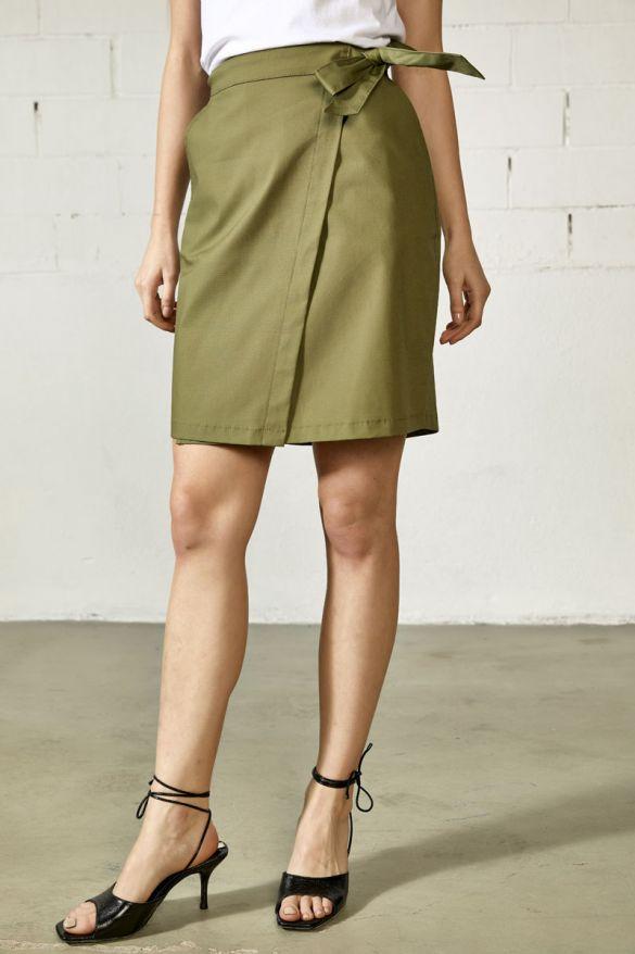 Carlena-V Skirt