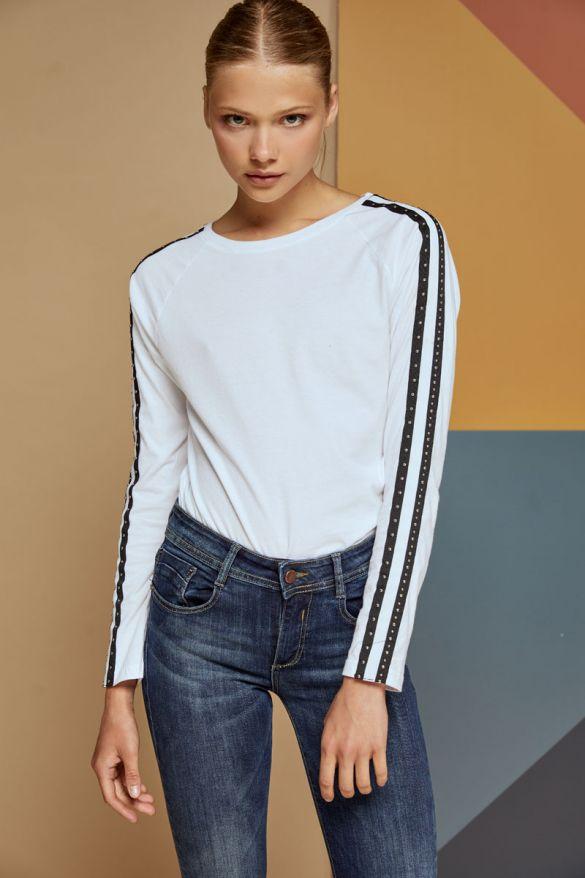 Fana Long Sleeve T-Shirt