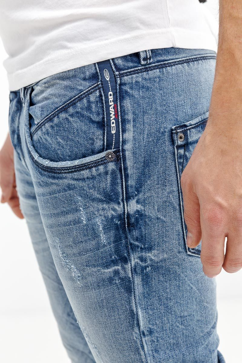 THEODOR-72 JEANS, BLUE