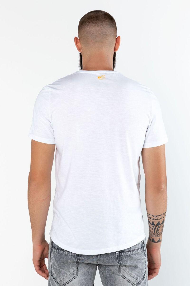 PALMS TSHIRT, WHITE