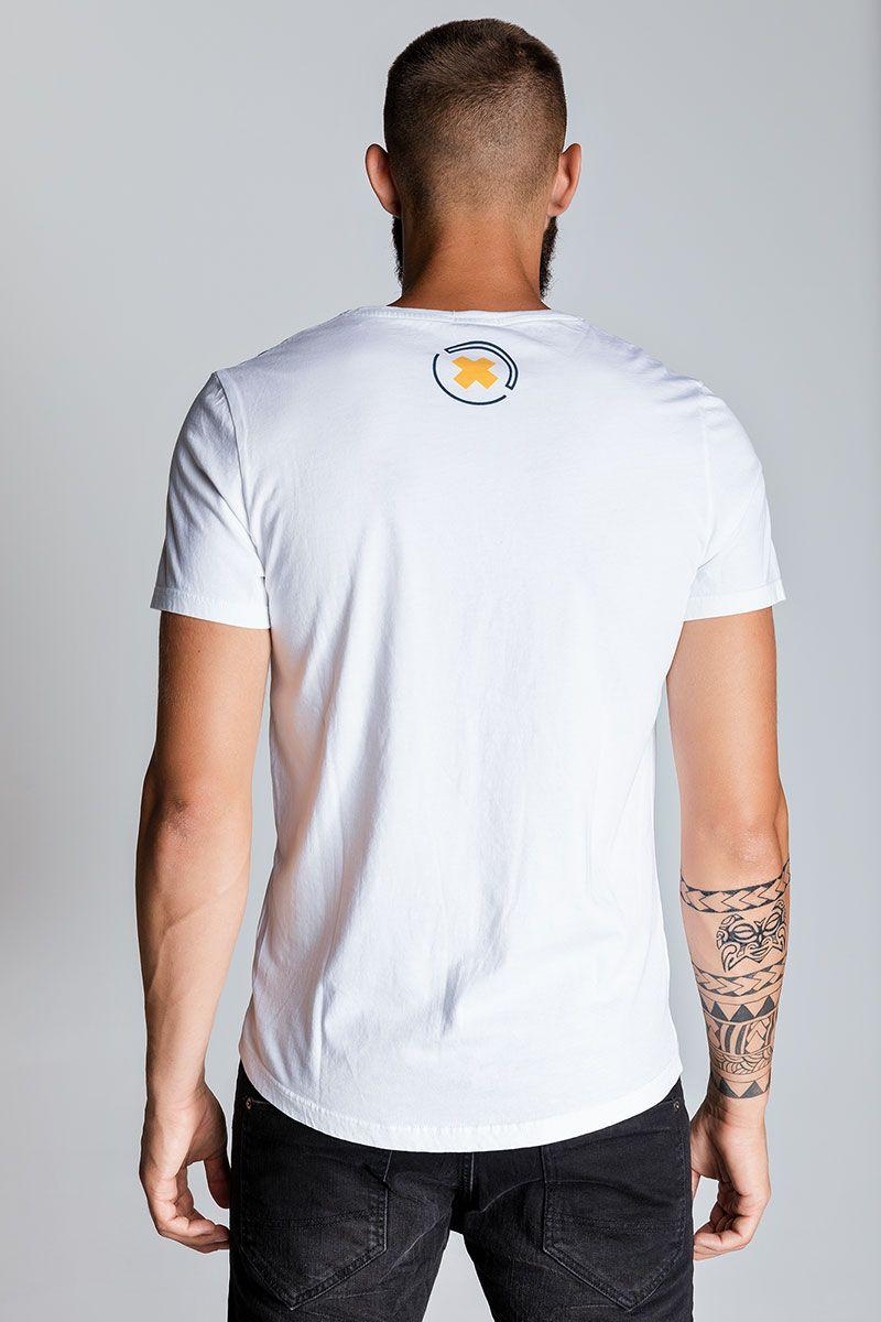 DENIM UNITED LARI T-SHIRT, WHITE
