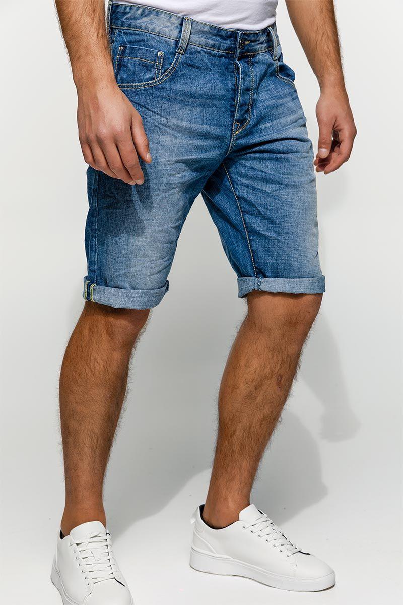 Kellen-Rosw Denim Shorts