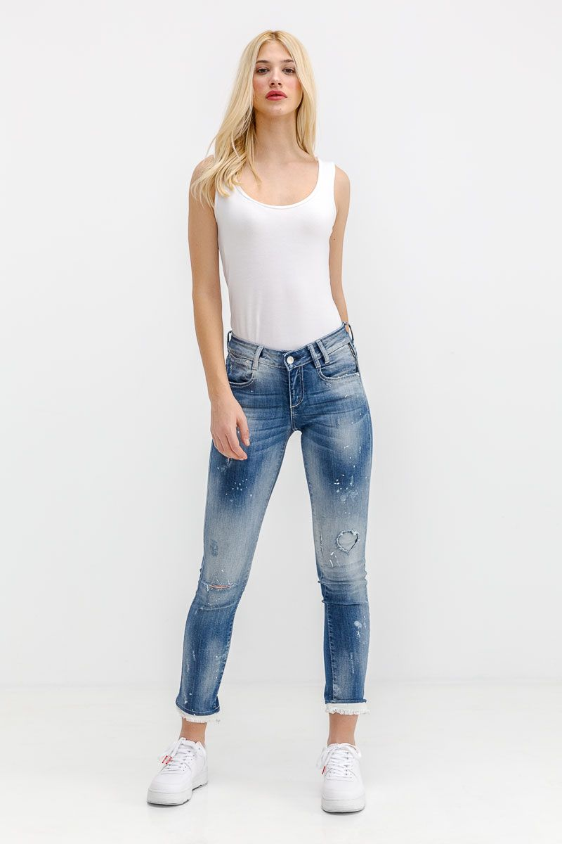RONNIE-4358 JEANS