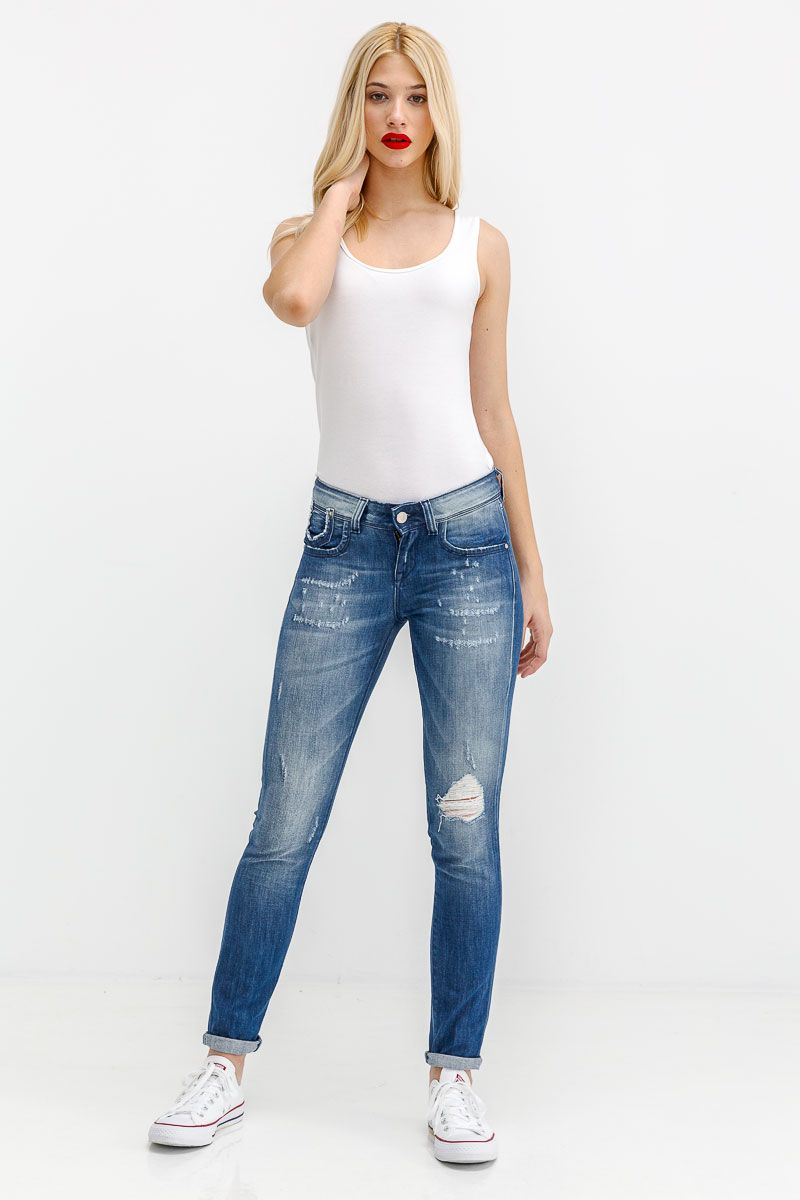 TERRY-601 JEANS