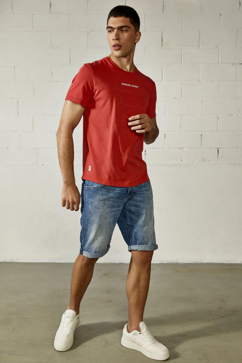 Nodin-Ro Denim Shorts