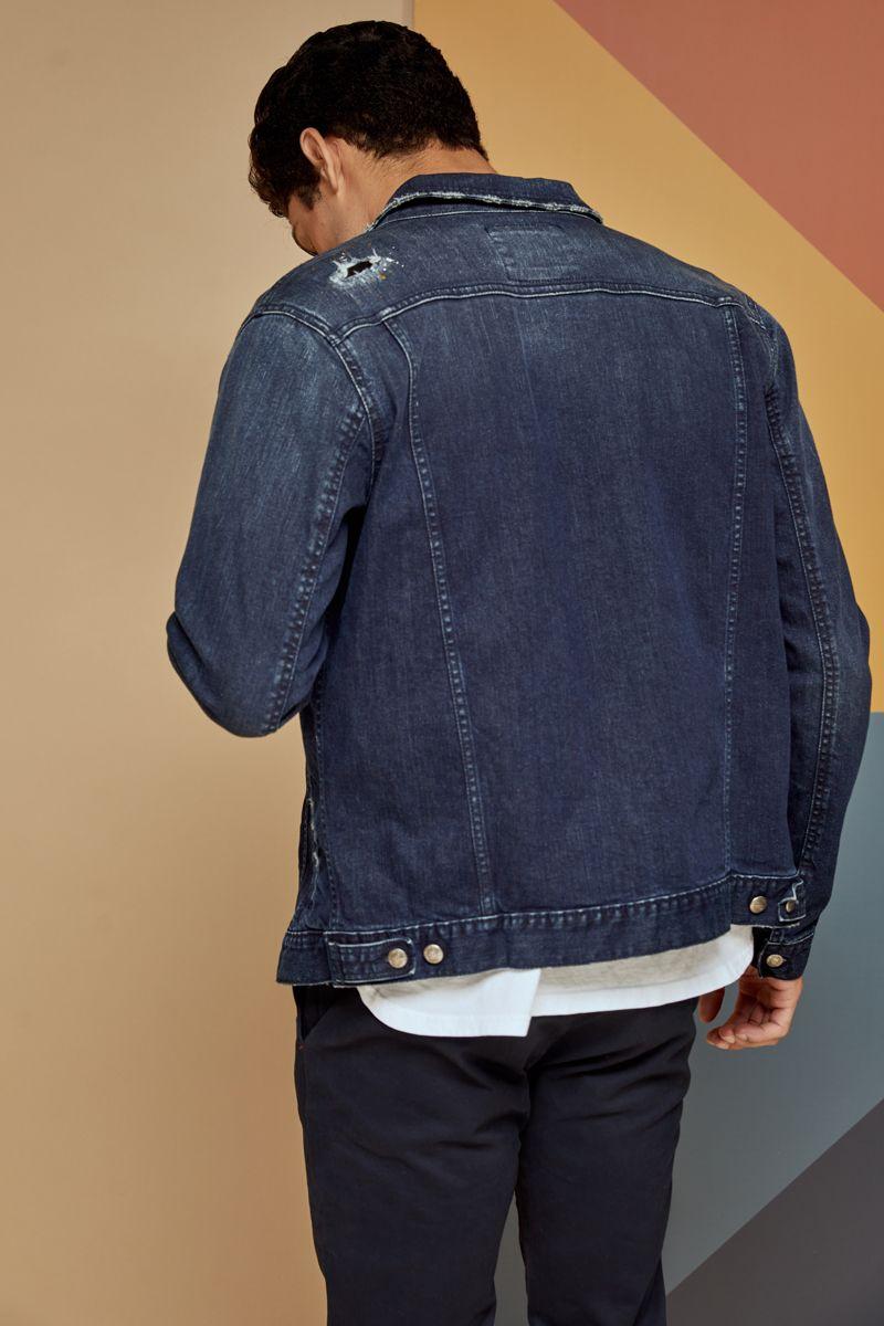 Wick-987ds Denim Jacket